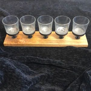 Multiple Candleholder